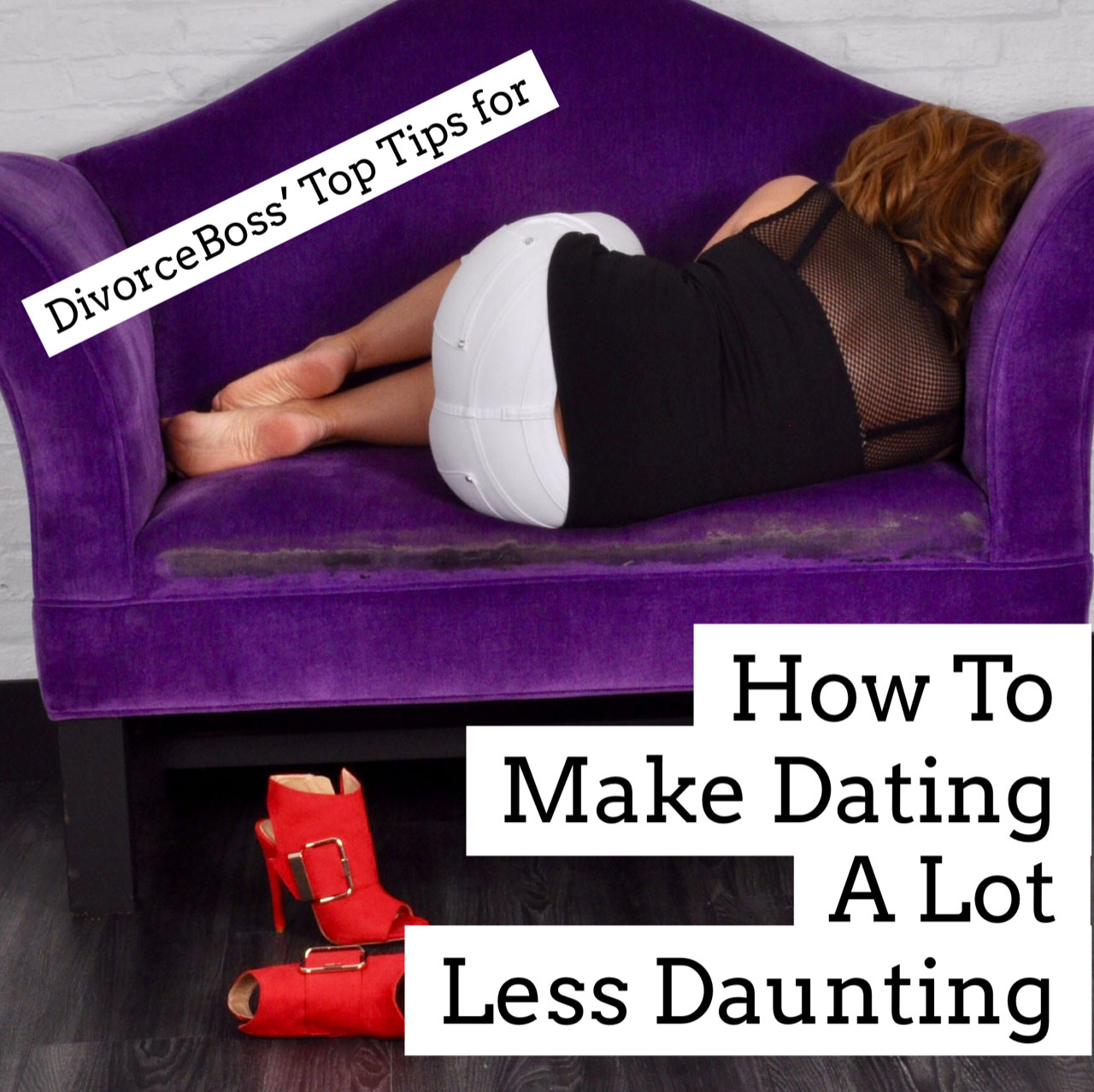 How to Make Dating a lot less daunting